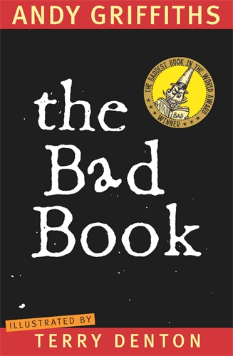 Andy Griffiths: The Bad Book