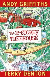 Andy Griffiths: The 13-Storey Treehouse