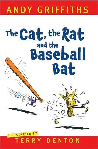 Andy Griffiths: The Cat, The Rat and the Baseball Bat