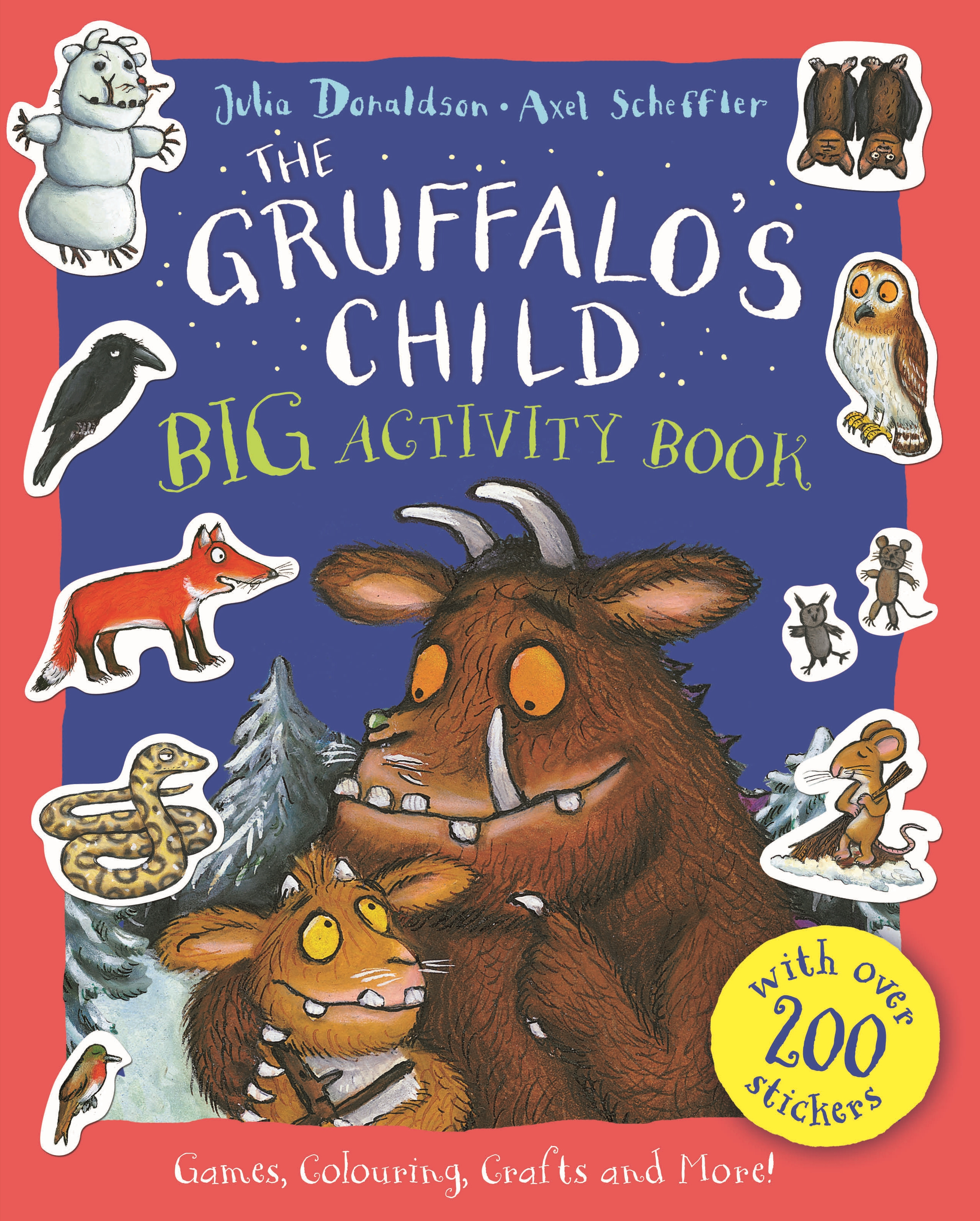 Product details pan macmillan australia the gruffalos child big activity book download image amipublicfo Image collections