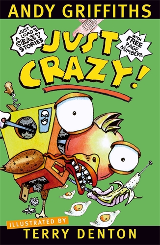 Andy Griffiths: Just Crazy!