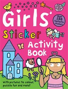 Girls' Sticker Activity