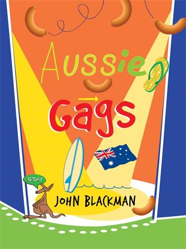John Blackman: Aussie Gags
