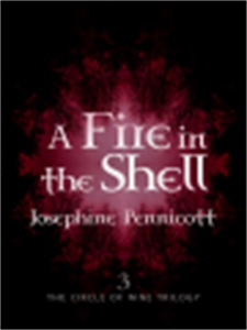 A Fire in the Shell: Circle of Nine Trilogy 3