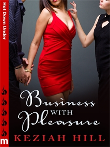 Business with Pleasure: Hot Down Under