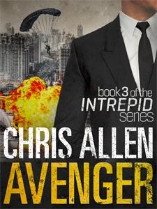 Avenger: The Alex Morgan Interpol Spy Thriller Series (Intrepid 3)
