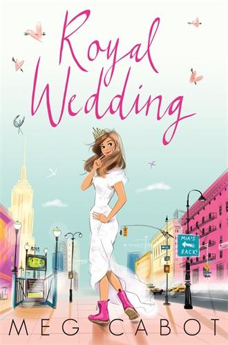 Meg Cabot: Royal Wedding