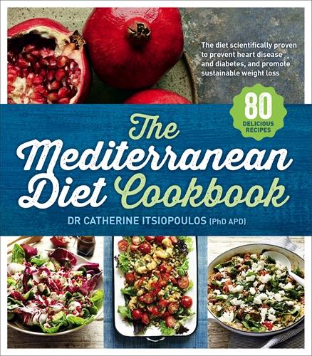 The Mediterranean Diet Cookbook - Pan Macmillan AU
