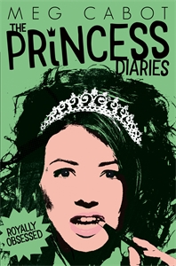 Meg Cabot: The Princess Diaries 4: Royally Obsessed