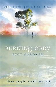 Burning Eddy