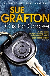 C is for Corpse: A Kinsey Millhone Novel 3