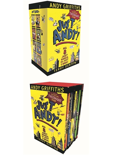 The Just Slipcase