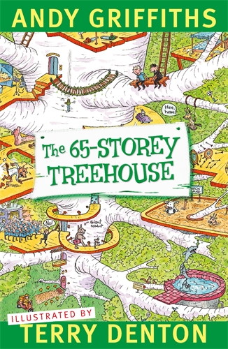 Andy Griffiths: The 65-Storey Treehouse