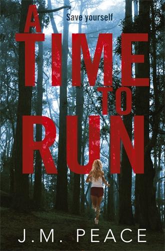 J.M. Peace: A Time to Run: A Constable Sammi Willis Novel 1