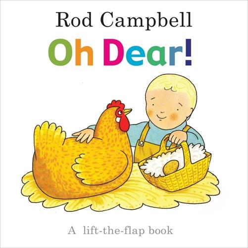 Oh Dear! - Rod Campbell