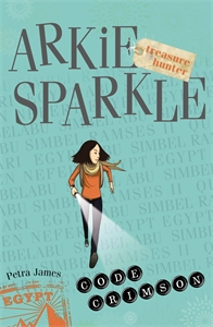 Code Crimson: Arkie Sparkle Treasure Hunter 1