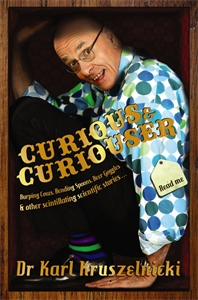 Dr Karl Kruszelnicki - Curious and Curiouser