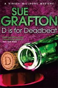 D is for Deadbeat: A Kinsey Millhone Novel 4