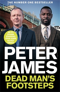 Dead Man's Footsteps: A Roy Grace Novel 4