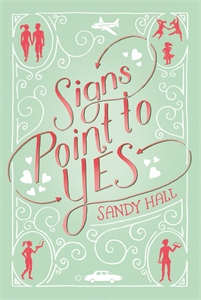 Sandy Hall: Signs Point to Yes