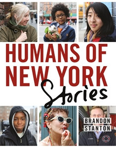 Brandon Stanton: Humans of New York: Stories