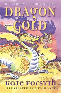 Dragon Gold: Ben and Tim's Magical Misadventures 1