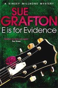 E is for Evidence: A Kinsey Millhone Novel 5
