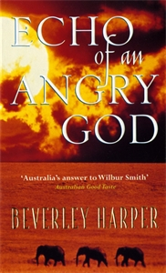 Beverley Harper: Echo of an Angry God