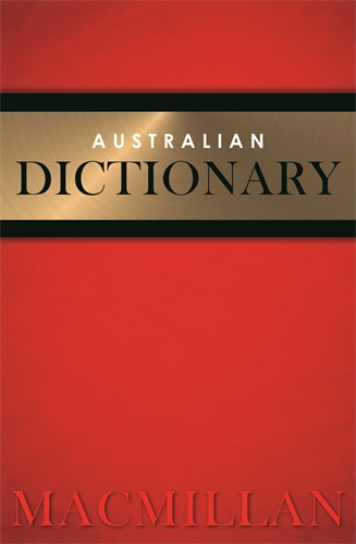 Macmillan Australian Dictionary - Pan Macmillan AU