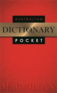 Macmillan: Macmillan Australian Pocket Dictionary