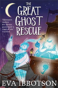 Eva Ibbotson - The Great Ghost Rescue