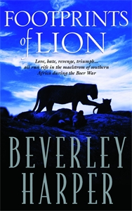 Beverley Harper: Footprints of Lion