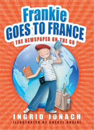 Ingrid Jonach: Frankie Goes to France