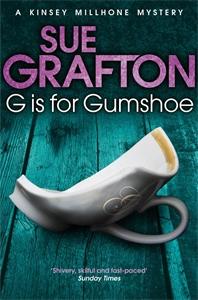 G is for Gumshoe: A Kinsey Millhone Novel 7