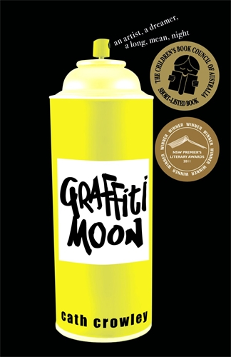 Cath Crowley: Graffiti Moon