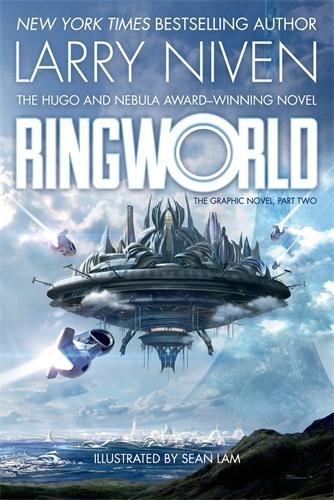Ringworld: The Graphic Novel, Part Two - Pan Macmillan AU