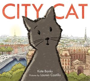 Kate Banks: City Cat