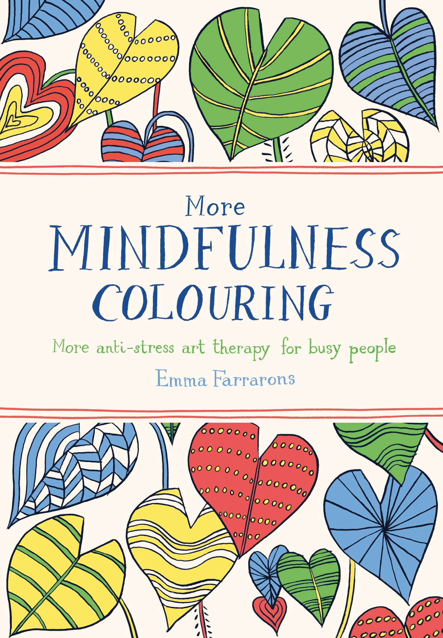 Emma Farrarons More Mindfulness Colouring Download Image