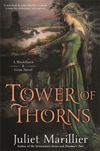 Juliet Marillier: Tower of Thorns: Blackthorn and Grim 2