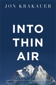 Jon Krakauer: Into Thin Air
