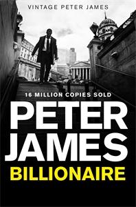 Peter James: Billionaire