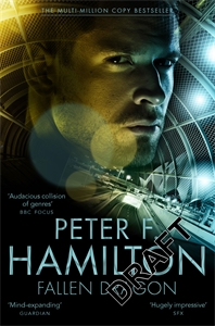 Peter F. Hamilton: Fallen Dragon