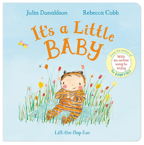 Julia Donaldson: It's a Little Baby