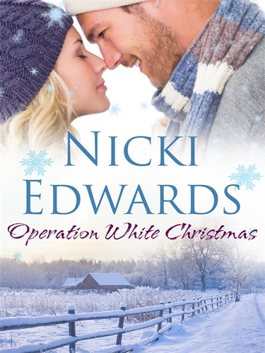 Nicki Edwards: Operation White Christmas: An Escape to the Country Novella