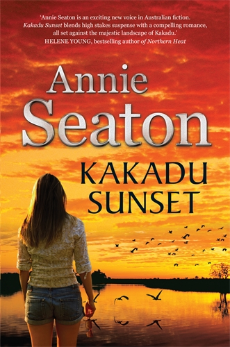 Kakadu Sunset by Annie Seaton