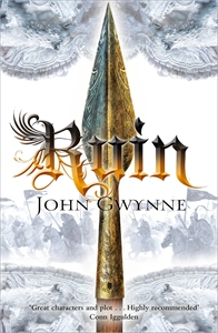 John Gwynne: Ruin: The Faithful and the Fallen 3