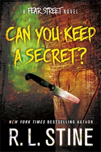 R. L. Stine: Can You Keep a Secret?