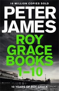 The Roy Grace Omnibus: Books 1-10