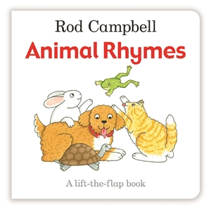Rod Campbell - Animal Rhymes