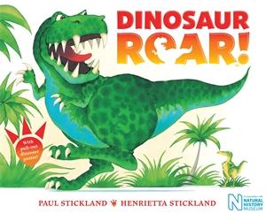 Henrietta Stickland: Dinosaur Roar!